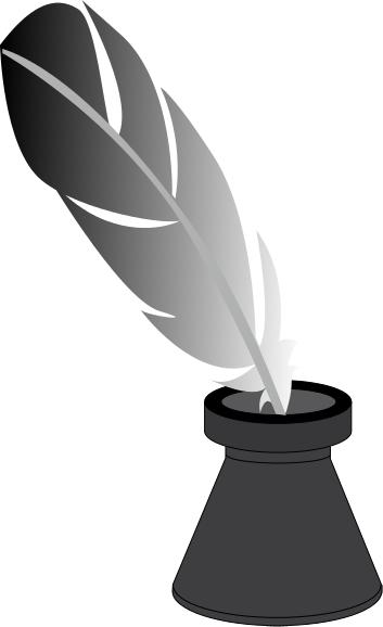 Plumier, par presquesage / OpenClipArt.org